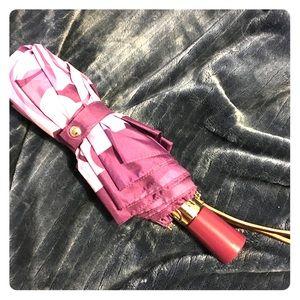 Purple Coach Umbrella